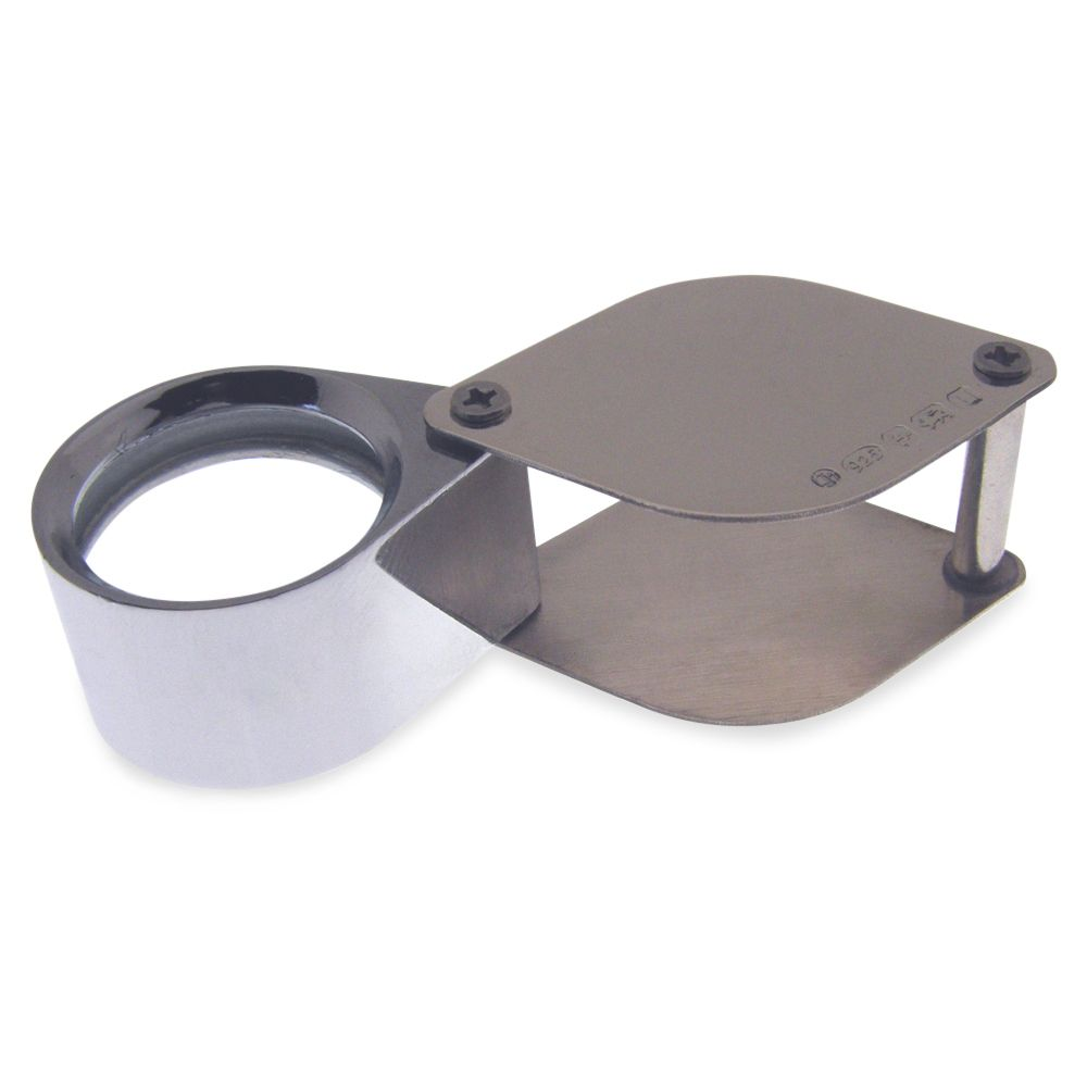 Sterling Silver Magnifying Eye Glass Loupe