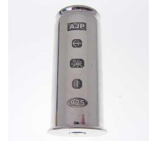 hallmarked silver 12 bore shotgun snap caps
