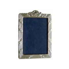 Sterling Hallmarked Silver Art Nouveau Photo Frame