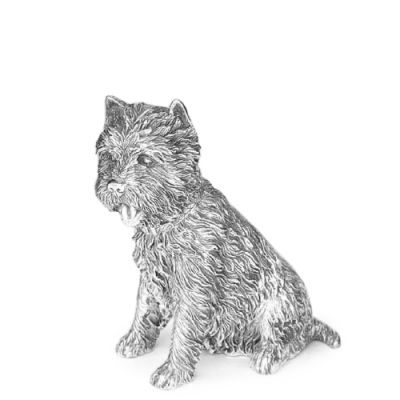 Hi Andy Admin Menu  Products + Orders + Marketing + Hallmarked Sterling Silver Model of a Westie Dog