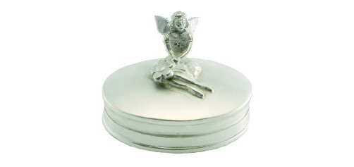 hallmarked silver fairy tooth fairy box